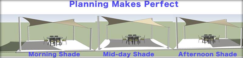 Shade Planning